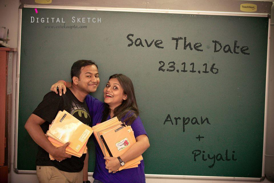 Arpan & Piyali